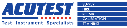 Acutest electrical test equipment specialist