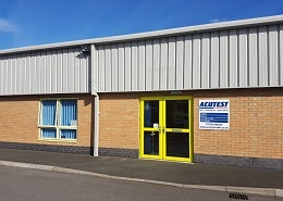 Acutest Northern Office in Newton Aycliffe