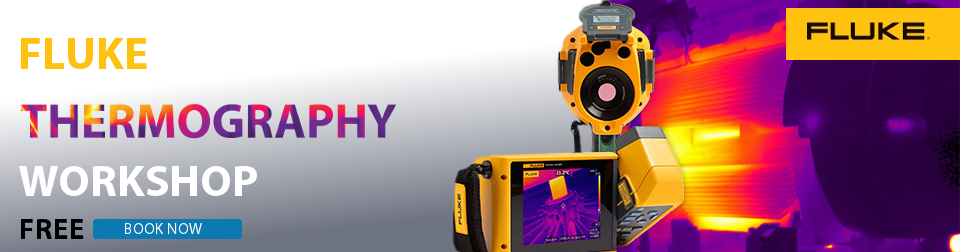 FLUKE Principles of Thermography - FREE Hands-On Workshop