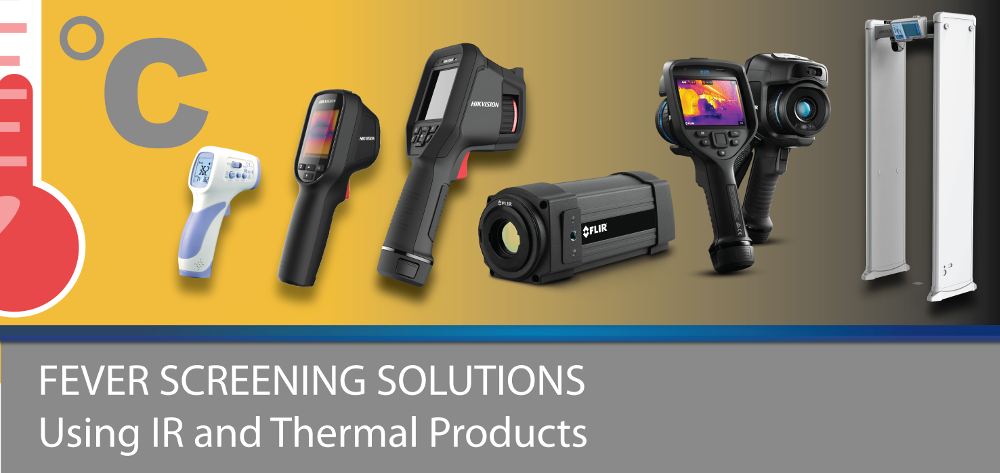 Fever Screening with Thermal Solutions
