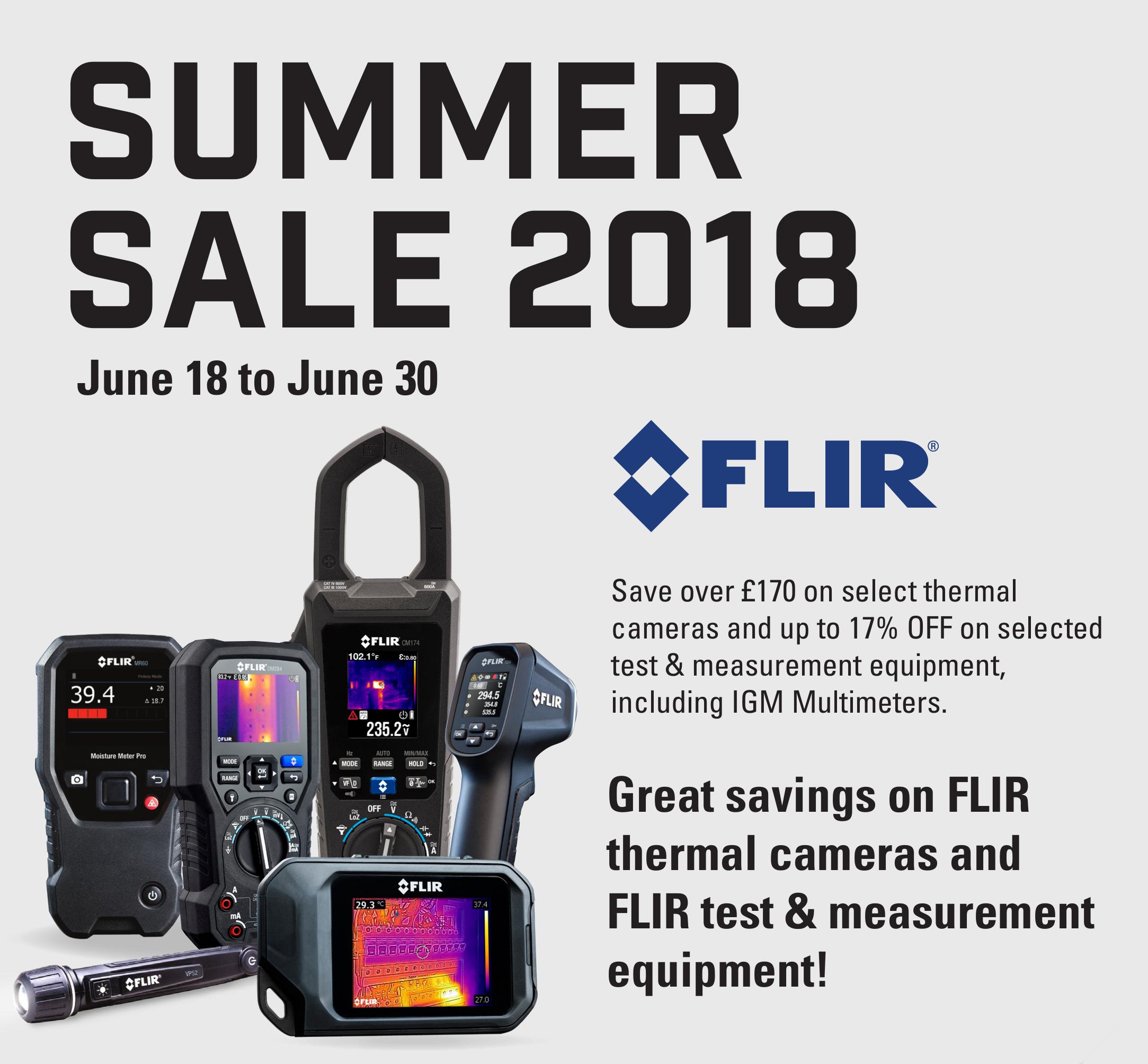 News Image: /Content/uploadedImagesFLIR_Summer_Sale_2018.jpg