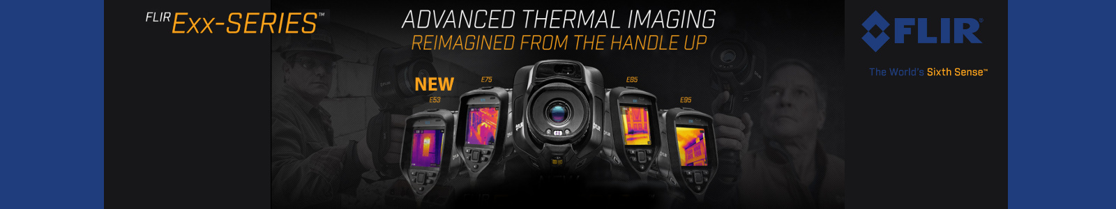 Launch photo of Flir Exx Thermal Cameras